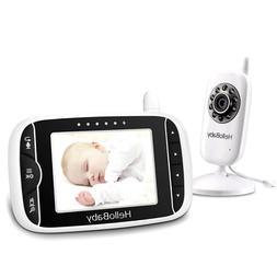 Hello Baby HB32 Wireless Digital Video Baby Monitor with Rec
