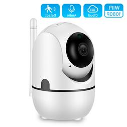 HD 1080P WIFI Camera Smart Home IP Camera 2 Way Audio Nanny