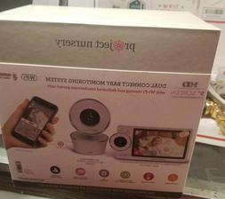 """Project Nursery HD 5"""" Dual Connect Baby Monitoring System"""