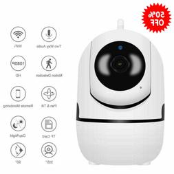 JOOAN HD 1080P WIFI Camera Home IP Camera 2 Way Audio Nanny