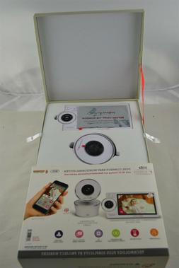 Project Nursery HD Dual Connect Baby Monitor System with WiF