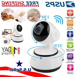 hd smart home security wi fi ip