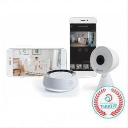 Safety 1st HD Wi-Fi Baby Monitor Cam with Sound & Movement-D