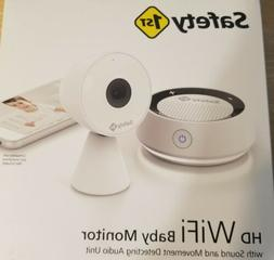 Safety 1st Baby Monitor Camera with HD Wi-Fi Sound Movement