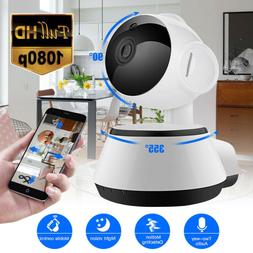 HD Wireless Wifi IP Camera 1080P Webcam Baby Pet Monitor Cam