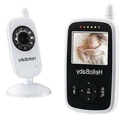 Hello Baby Wireless Video Baby Monitor with Digital Camera H