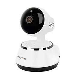 Home Security Camera, 1024P WiFi Dog Security Camera with Tw