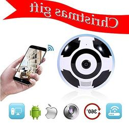 Home Camera, 1080P WiFi Wireless IP Security Surveillance Ca