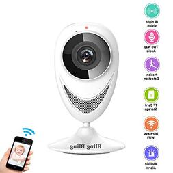 Bling Bling 960P Home Camera Indoor Wireless IP Security Sur