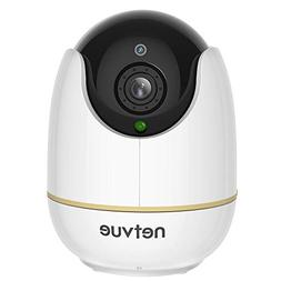 WiFi Baby Monitor, 1080P Wireless Security Camera 2 Way Audi