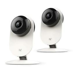 YI Home Security Camera 1080p HD with Wi-Fi, Baby/Pet Monito