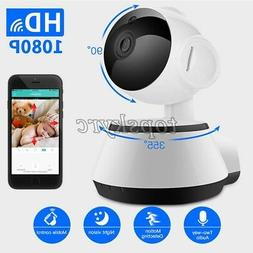 Home Security IP Camera WiFi Baby Pet Monitor Smart Webcam P