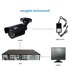 Home Security Camera System with Motion Detection,HiSEEu Met