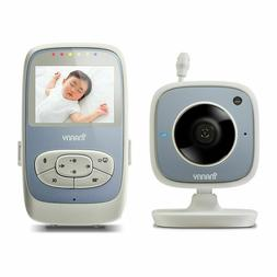 iNanny NM204 Digital Video Baby Monitor with 2.4-Inch LCD Di