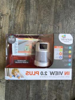 Summer Infant In View™ 2.0 Plus Color Video Baby Monitor 5