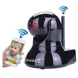 Baby Monitor, Remote Video Baby Monitor with Camera, Two Way