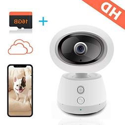IP Camera Seucrity Cameras-2MP 1080P Cloud Storage with Free