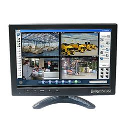"Sourcingbay IPS101 10"" IPS TFT LED CCTV Monitor with HDMI Ca"