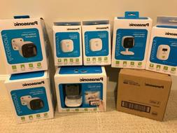 Panasonic KX-HN6001 Home Monitoring SecuritySystem 2 indoor+