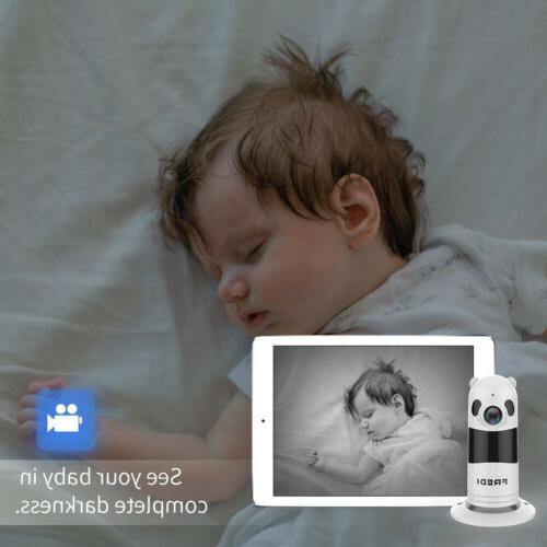 FREDI Wireless IP Camera Baby Card