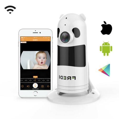 FREDI 1080P HD Baby Monitor Camera Wireless WIFI IP Security