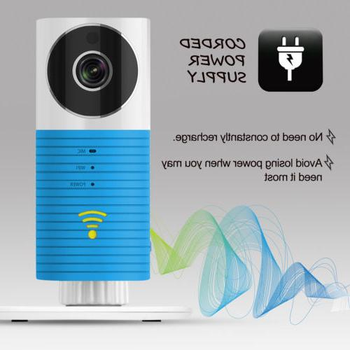 1080P Smart CCTV Camera Video Baby Monitor 2 way