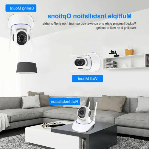 1080P Security CCTV Home Smart Monitor