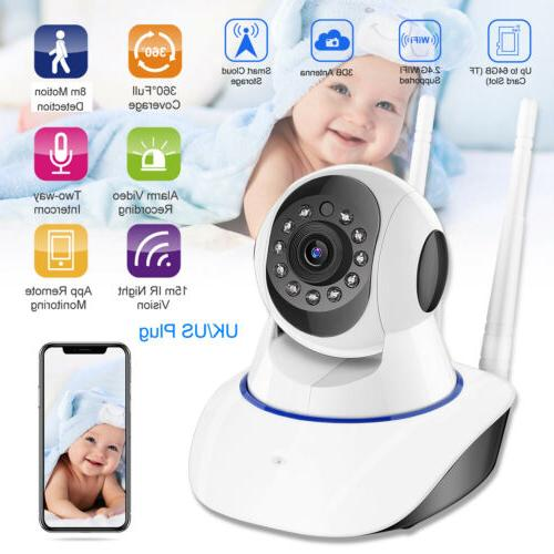 1080p hd wireless ip security camera indoor