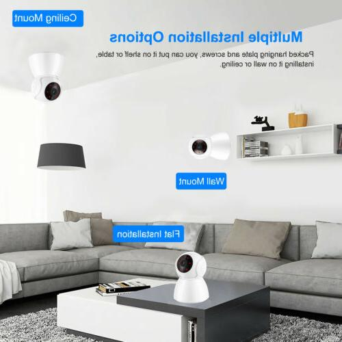 1080P Smart Security IP Wireless Baby Monitor