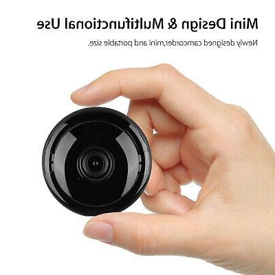 1080P Smart Home Security Wireless CCTV Baby Monitor