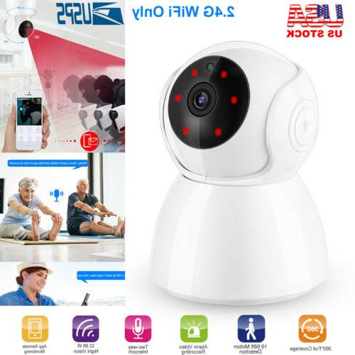 720P/1080P Security WIFI IP Camera Video Wireless Motion Det