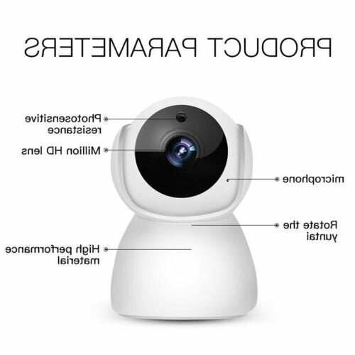 1080P HD Camera CCTV Baby/Pet Monitor Camera