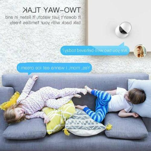 HD Camera CCTV Surveillance Baby/Pet