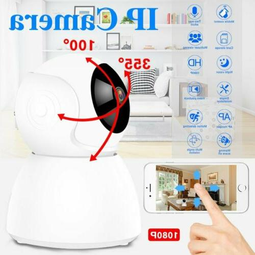 1080p wireless home security hd camera cctv