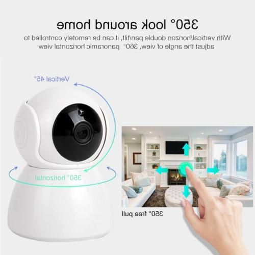 Pet Vision Alarm IP Camera