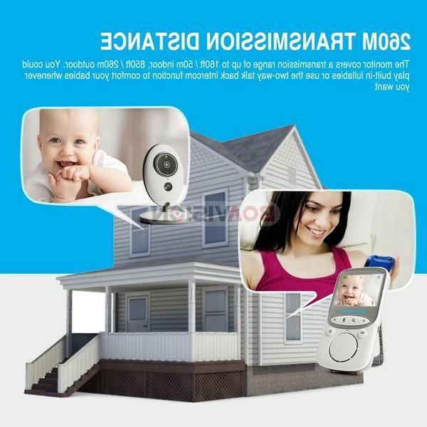 2-Way Talk Monitor Camera sensor