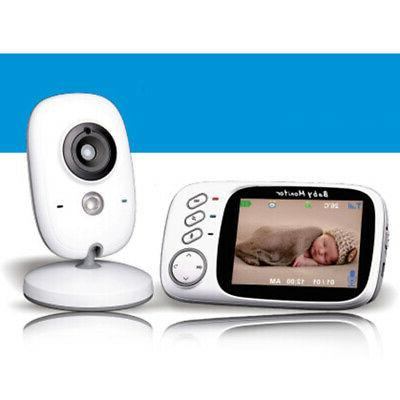 """VB603 Comfort Video Baby Monitor with 3.2"""" Color Display Zoo"""