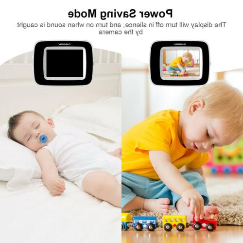 """3.5"""" LCD Baby Video Night Vision Security"""
