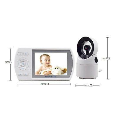 3.5inch Rotatable Digital Baby Monitor