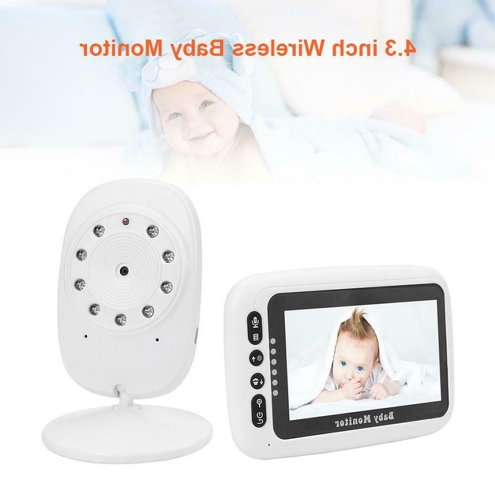 4.3 inch LCD Baby Safety Equipment