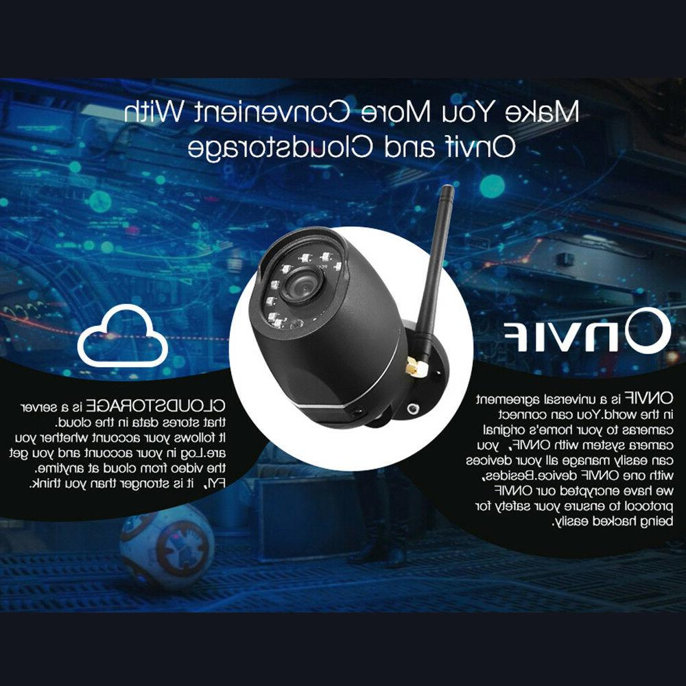 Digoo Storage Outdoor IP66 WiFi PIR Onvif