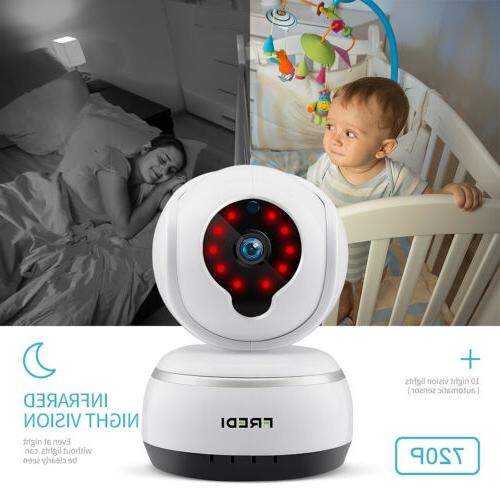 FREDI IP WIFI Camera Nanny