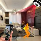 960P HD Baby Monitor Fish Eye CCTV Security Cam WiFi 360 Deg