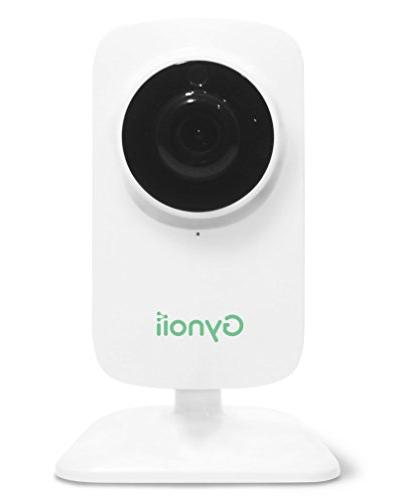 Gynoii WiFi Wireless GCW-1020 Video Baby Monitor with HD Inf