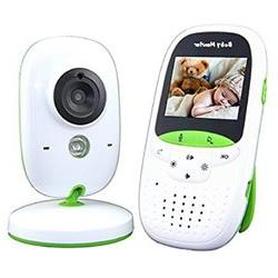 Huan Monitor Digital Video Baby Monitor with Nightvision, Tw