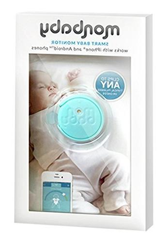 Mondevices - Monbaby Smart Baby Monitor - Blue