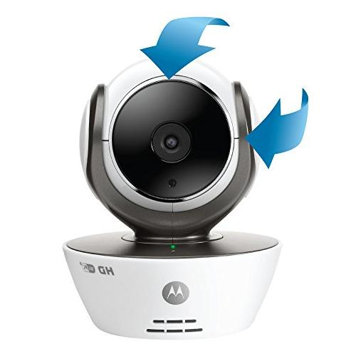 Motorola Baby Cameras and 4.3-Inch Parent Internet