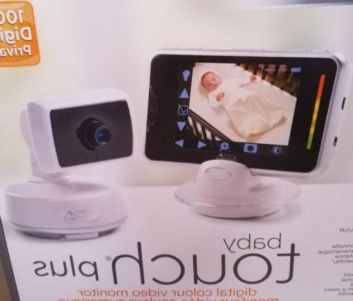 NEW!! Summer Infant Baby Touch Plus MONITOR 1 Cameras # 2862