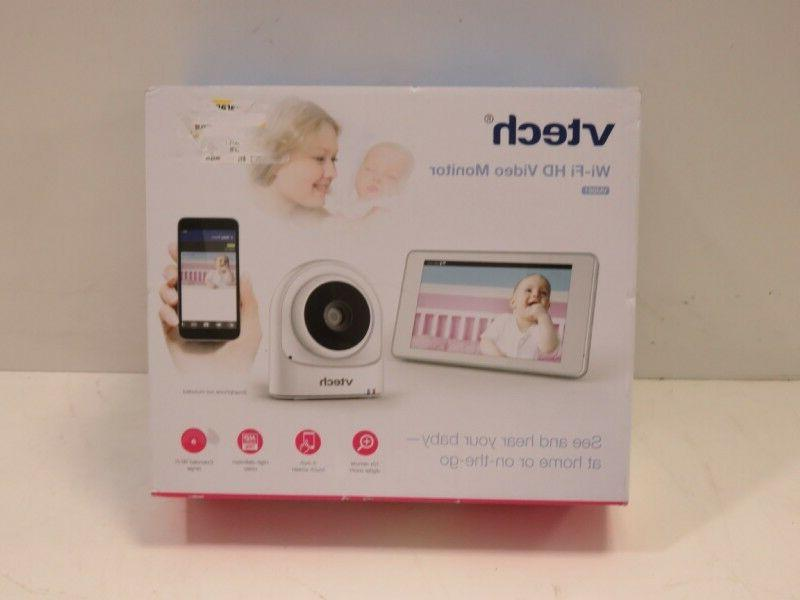 VTech VM981 Wireless WiFi Video Baby Monitor with Remote Acc