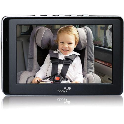 Yada-Digital-Tiny-Traveler-Video-Baby-Monitor-For-Car-Clear-